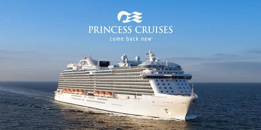 Princess Cruises Information Night