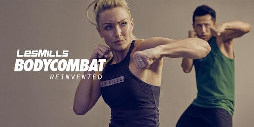 The Reinvention of BODYCOMBAT - Indonesia