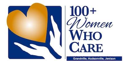100+ Women Who Care ~ Grandville, Hudsonville and Jenison Chapter
