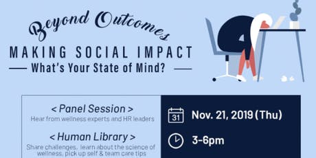 Making Social Impact: What's Your State of Mind? tickets