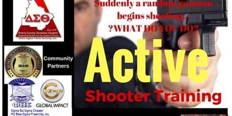 Active Shooter Training tickets