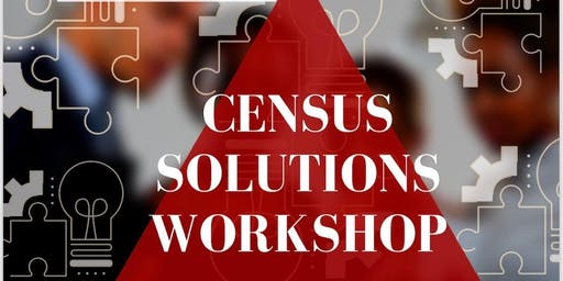 Tri-County Census Solutions Workshop