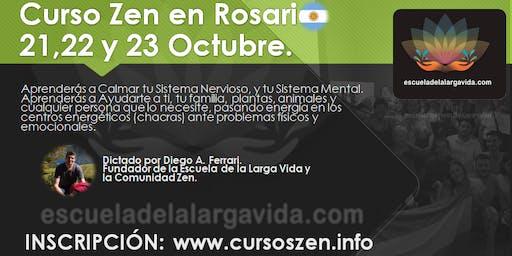 Curso Zen en Rosario: 21,22 y 23 Octubre.