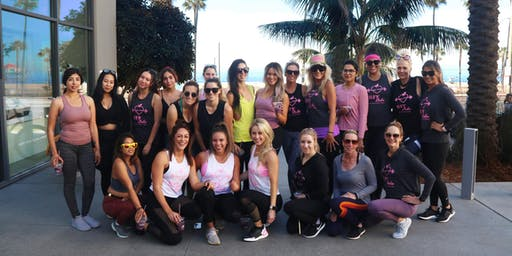 BFF Studio 1 Year Anniversary Bootcamp with Lorna Jane