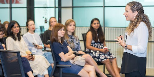 SheLovesData Singapore: Overcoming the fear of public speaking