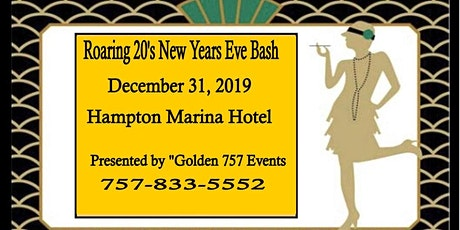 Golden 757 Events New Years Eve Bash tickets