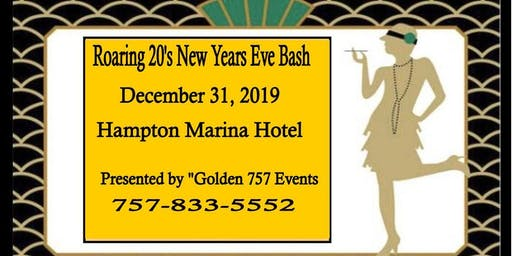 Golden 757 Events New Years Eve Bash