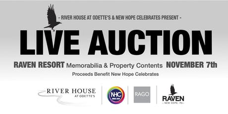 Raven Auction tickets