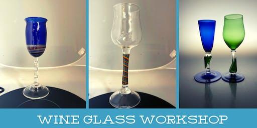 Wine Glass Workshop - Saturday