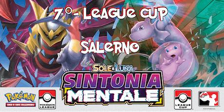 7° League Cup Pokèmon Sintonia Mentale Salerno biglietti