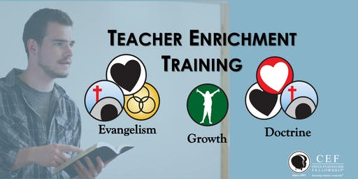 Children's Ministry Enrichment Training - Child Evangelism Fellowship