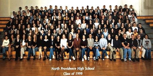 North Providence High School Twenty Year Reunion