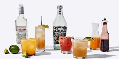 Mezcal Cocktail Class