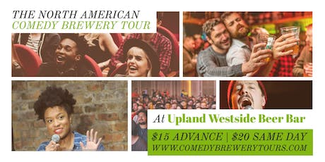 Draughts & Laughs: Touring Stand-up Comedy at Upland! tickets