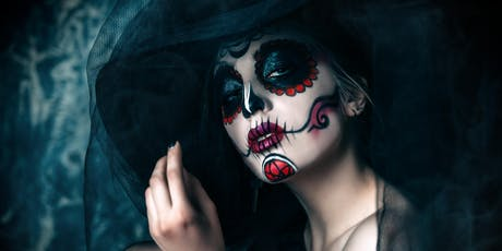 Noche de los Muertos Ball: A Spectacular Party at Hotel Whitcomb tickets