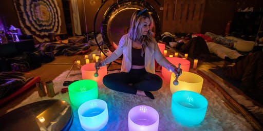 *Sold Out* Sound Healing Meditation (Sound Bath) - Campbell 4:30pm