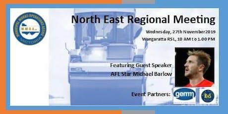 MWOA North East Regional Meeting tickets