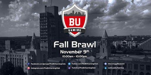 BU Gaming Fall LAN