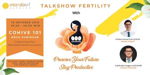 Morula Fertility Talk - EggBanking