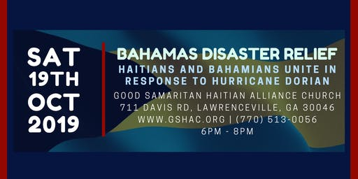 Haiti for Bahamas | Prayer & Action