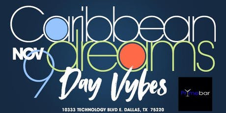 CARIBBEAN DREAMS DAY VYBES tickets