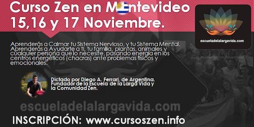 Curso Zen en Montevideo: 15,16 y 17 Noviembre.