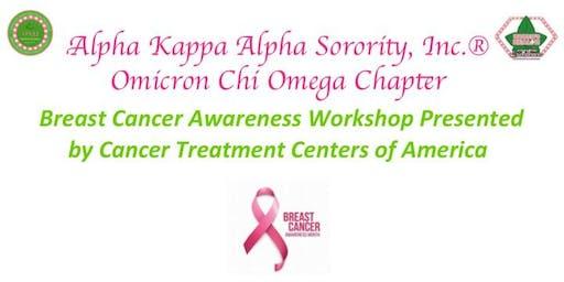 Breast Cancer Awareness Community Workshop