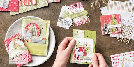 Stamp A Stack October: Christmas Cards 2019 tickets