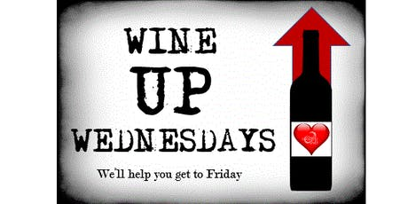 Wine UP Wednesdays at Utopian Shift tickets