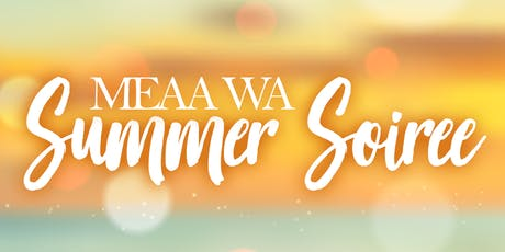 MEAA WA Summer Soiree tickets