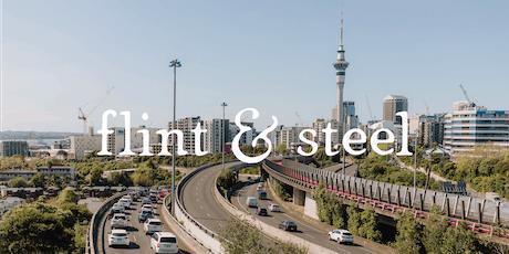Flint & Steel Volume 06 | Magazine Launch | AKL tickets