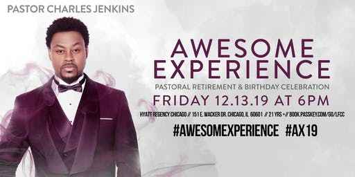 Pastor Jenkins Retirement and Birthday Celebration!