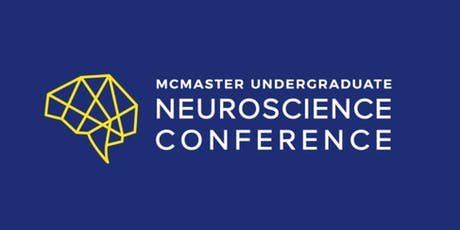 McMaster Undergraduate Neuroscience Conference tickets