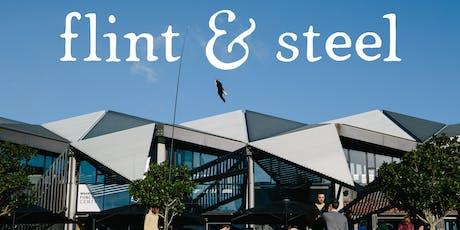 Flint & Steel Volume 06 | Magazine Launch | WLG tickets