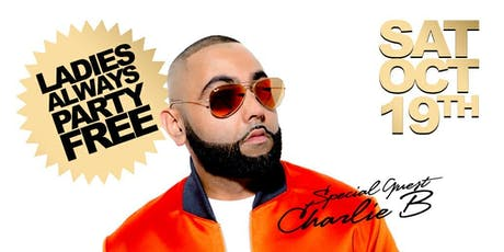 Nest Saturdays w/ DJ CHARLIE B (Ovo RepsUp) tickets