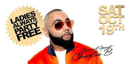 OVO's DJ CHARLIE B @ BARCODE SATURDAYS