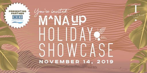 Mana Up Holiday Showcase