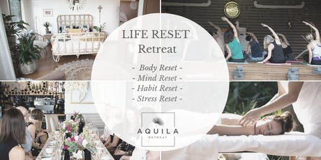 2020 Life Re-Set Retreat tickets