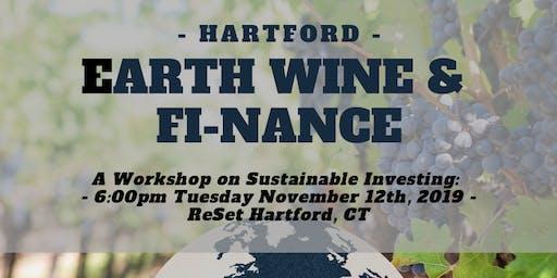 Earth, Wine, and Fi-nance - Hartford