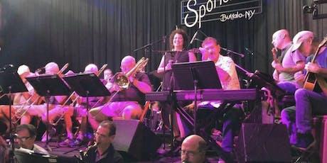 Joe Baudo's Big Band at Sportsmen's tavern  tickets