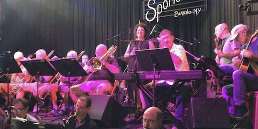 Joe Baudo's Big Band at Sportsmen's tavern