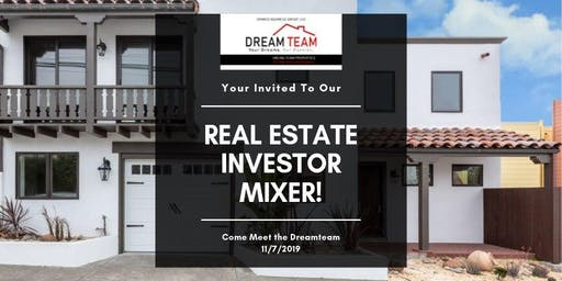Real Estate Investor Mixer