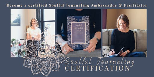 Soulful Journaling Certification