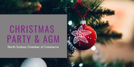 North Sydney Chamber Annual General Meeting, and Christmas Catch up. tickets