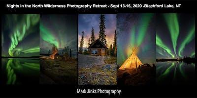 Blachford Lake Lodge Northern Lights  Photography Retreat