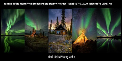 Blachford Lake Lodge Northern Lights  Photography Retreat