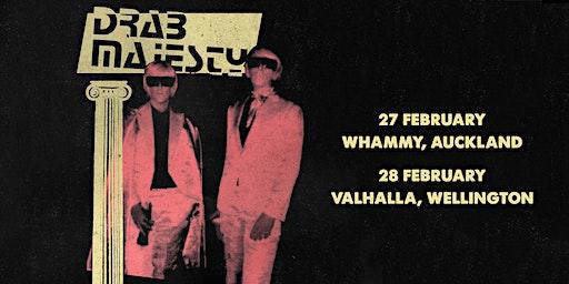 Drab Majesty 2020 New Zealand Tour - Auckland