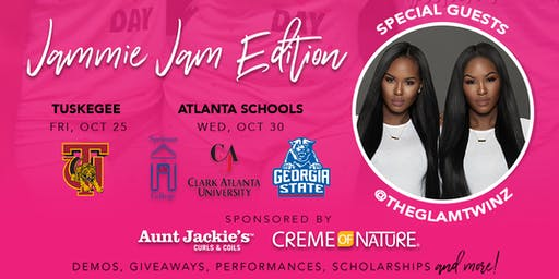 Impressions of Beauty™ Fall 2019 Beauty Rush Tour: GSU/CAU/Spelman