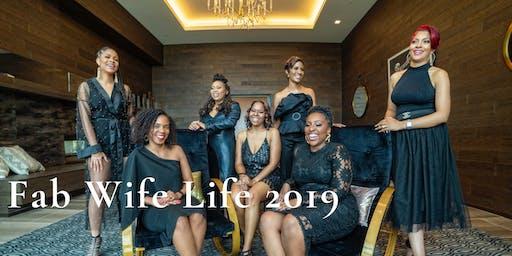 Fab Wife Life 2019 Workshop