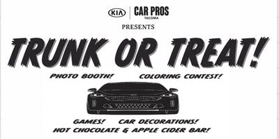 Car Pros Tacoma >> Trunk Or Treat Car Pros Kia Tacoma Tacoma October